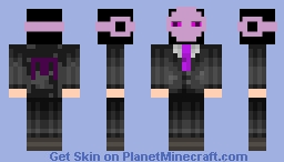 Themindshaper's Normal Skin Minecraft