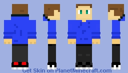 [UPDATED TO 1.8] Hoodie Boy