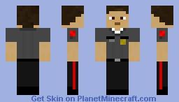 Security Guard Minecraft