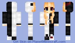 мσησвєαя -Completely Remade & Popreel Minecraft Skin