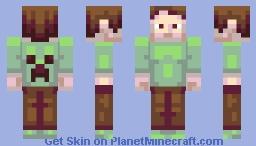 spooky stan Minecraft