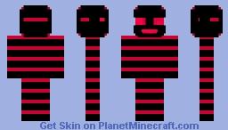 Weird Costume Minecraft Skin