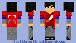 Robert - Casual Wear Minecraft Skin