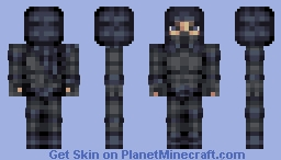 Armoured Thief Minecraft Skin