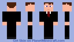 Tuxedo Skin