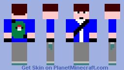 UltraBlader28 Pixelmon Skin