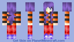 -♥ℑyCrαƒτs♥- BETTER IN 3D - Another halloween skin- ≈Sleat
