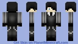 Walter C. Dornez - Hellsing Minecraft Skin