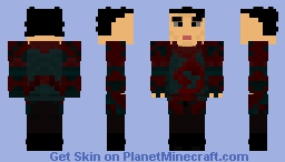 Vlad The Impaler (Dracula Untold) - 1.8 Skin Minecraft Skin