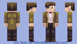 11th Doctor [CONTEST] Minecraft Skin