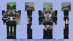 Bionicle hydraxon 2007 Minecraft Skin