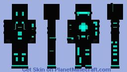 Ghost [New Age] Minecraft Skin
