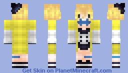 Golden Freddy ♪~яιии~♫ .*+ υρ∂αтєѕ*. Minecraft Skin