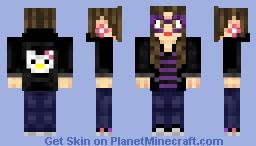 Me Skin 2 Minecraft Skin