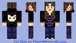 Me Skin 1 Minecraft Skin