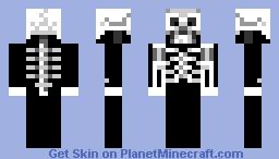 Skel Minecraft Skin