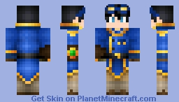 Thumbble 2nd Minecraft Skin