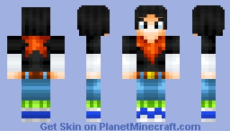 Android ªJƉraɠoɲª Minecraft Skin - Minecraft skins fur android