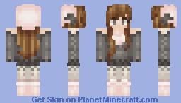 Comfy Vanatyyyyyyyy [Val's Otsc] {700+ subbie special} Minecraft Skin