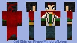 Mobile Fighter G Gundam: Domon Kasshu [Better In Preview] Minecraft Skin