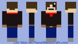 emo Minecraft Skin