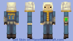 Finn the Vaulter Minecraft