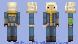 Finn the Vaulter Minecraft Skin