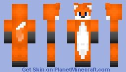 My Fox Minecraft Skin