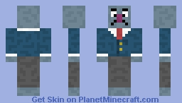 Gaylord Robinson- The Amazing World of Gumball Minecraft Skin