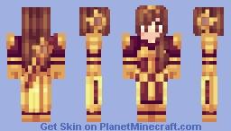 ✿๑ ▪ Fєℓiηкa ▪ ๑✿ ~ Leona. [LoL] Minecraft Skin