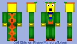 Lord Manana Minecraft Skin