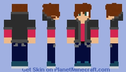 ME (Looks Better In Game) Minecraft Skin