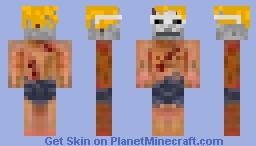 MrJeshu Minecraft Skin