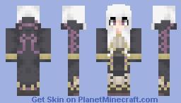 Robin Female - Fire Emblem Awakening Minecraft