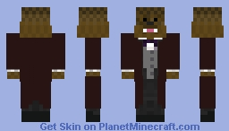 Cool Bacca Minecraft Skin