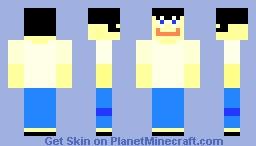 MCH2002 Minecraft Skin