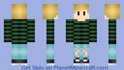 Ahs American Horror Story Tate Langdon Minecraft Skin - Skin para minecraft pe de terror