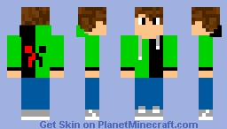 Other Misc akin Minecraft Skin
