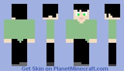 My Current Skin (2014) Minecraft Skin