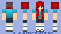 Stevie Minecraft Skin