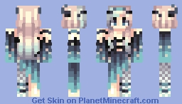 Wicked Minecraft Skin