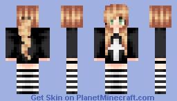 ❤αღ૪❤ - Remember Me For Centuries (New Shading + Skin Series) {Pop Reel} Minecraft Skin