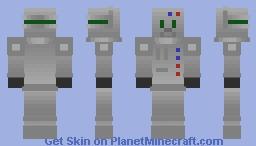 Steve-O-Bot 2000 [1.8] [Futuristic Industrial Revolution Skin Contest Entry]