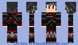 DarkFadeLink V2 1.8 compatible Minecraft Skin