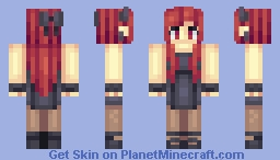 Felinka (Pleas give feedback) Minecraft Skin