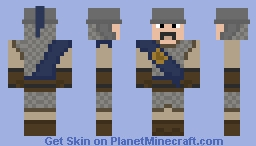 Frankish Knight Minecraft