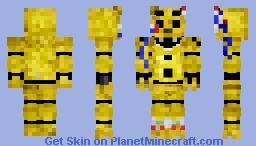 Скачать Скины Fnaf Для Minecraft - фото 6