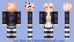 Oriion (OC) Minecraft Skin