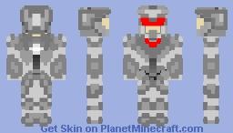 Robo Minecraft Skin