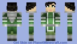 Kuvira, The great uniter Minecraft Skin